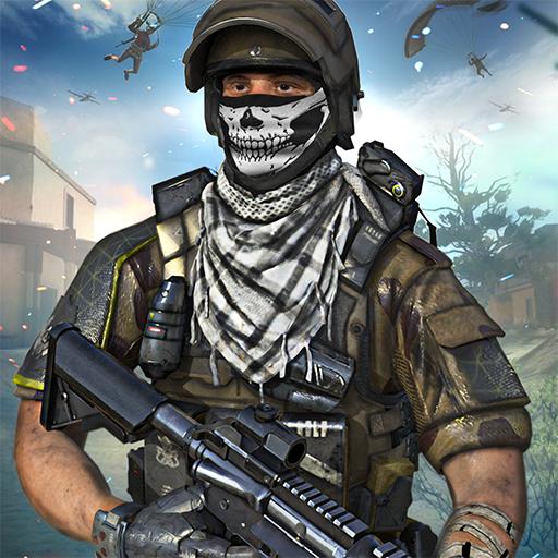 ikon Anti Terrorism New Shooting Games 2021
