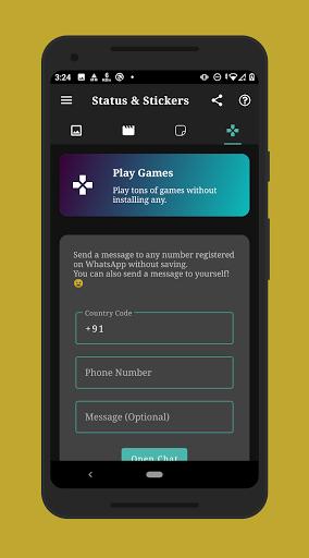 Status, Sticker Saver screenshot 8