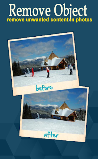 PixelRetouch - Remove unwanted content in photos screenshot 5