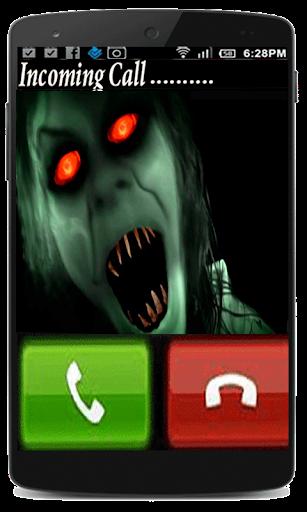 Ghost Call (Prank) screenshot 1