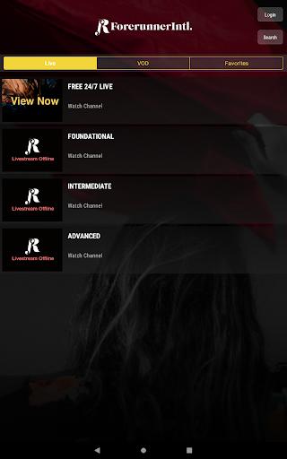 ForerunnerIntl. screenshot 11