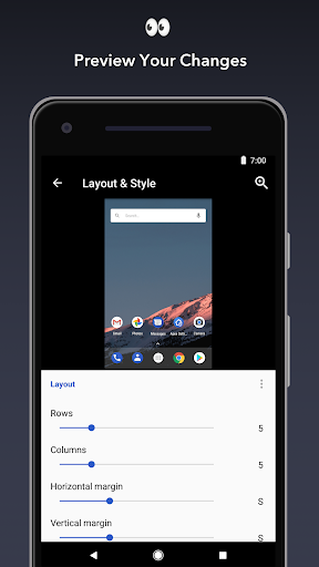 Apex Launcher - Customize,Secure,and Efficient 3 تصوير الشاشة