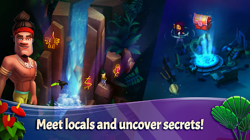 FarmVille 2: Tropic Escape स्क्रीनशॉट 5