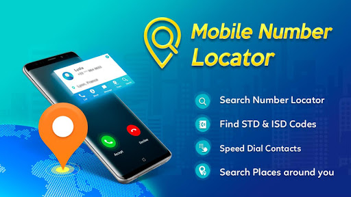 Mobile Number Locator скриншот 6