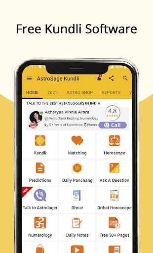 AstroSage Kundli : Astrology screenshot 2