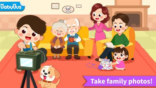 Baby Panda's Home Stories screenshot 1