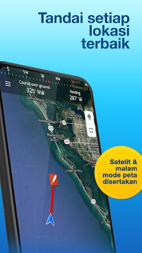 Fishing Points Memancing & GPS screenshot 2