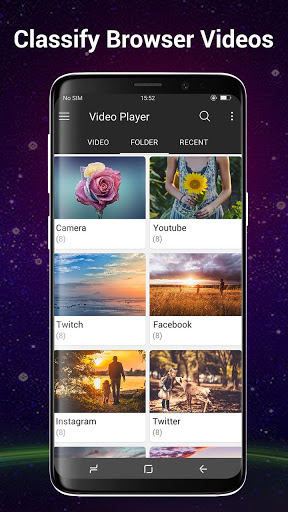 Video Player All Format for Android screenshot 5