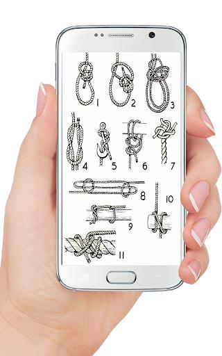 Technique Tying Rope - Knots screenshot 2