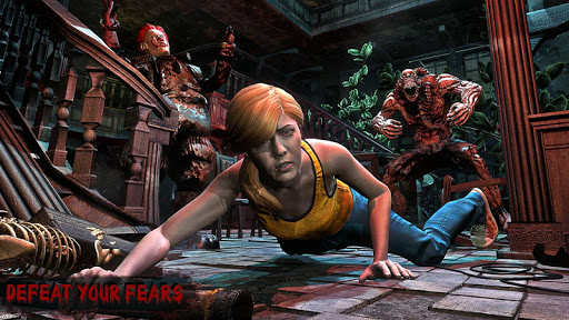 Horror Clown Survival - Scary Games 2020 screenshot 5