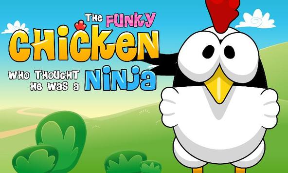 Ninja Chicken 1 تصوير الشاشة