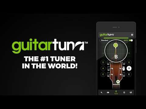 GuitarTuna - Tuner for Guitar Ukulele Bass & more! screenshot 1