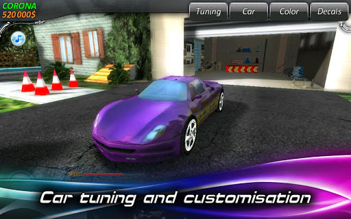 Race Illegal: High Speed 3D 12 تصوير الشاشة
