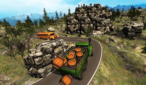 Truck Driver 3D screenshot 1