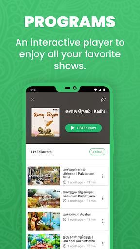Raaga Hindi Tamil Telugu songs videos and podcasts screenshot 8