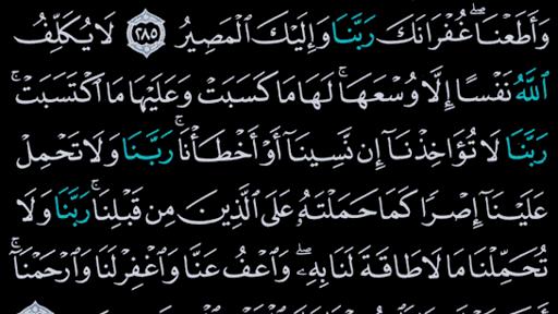 القرآن الكريم كامل بدون انترنت 4 تصوير الشاشة