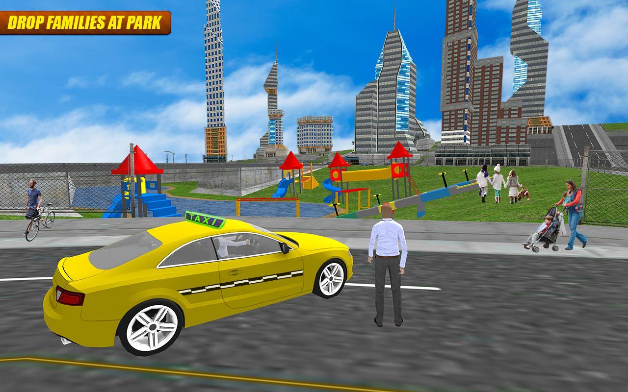Taxi Mania: Road Runners 3D 5 تصوير الشاشة