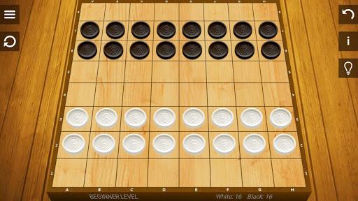 لعبة الداما 7 تصوير الشاشة