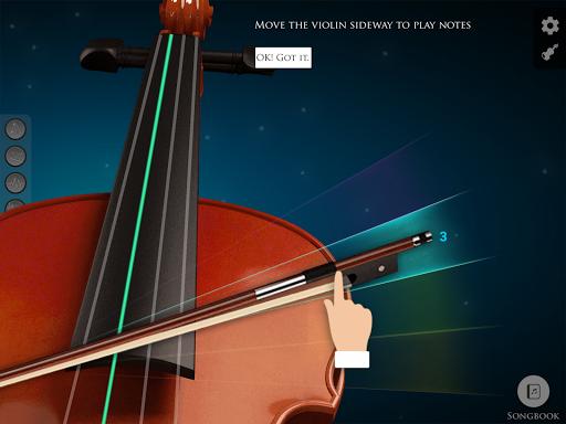 Violin: Magical Bow screenshot 20