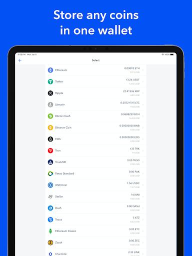 Bitcoin Wallet - Buy BTC 7 تصوير الشاشة
