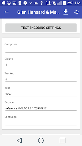 Music TagEditor screenshot 3
