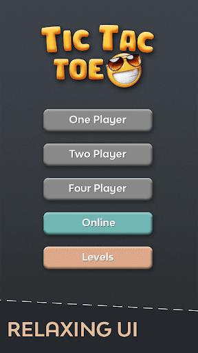 Tic Tac Toe Emoji - Online & Offline 8 تصوير الشاشة
