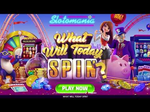 Slotomania™ Free Slots - سلوتومانيا كازينو مجانية 1 تصوير الشاشة