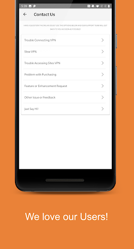 - VPN (Dash VPN) screenshot 4