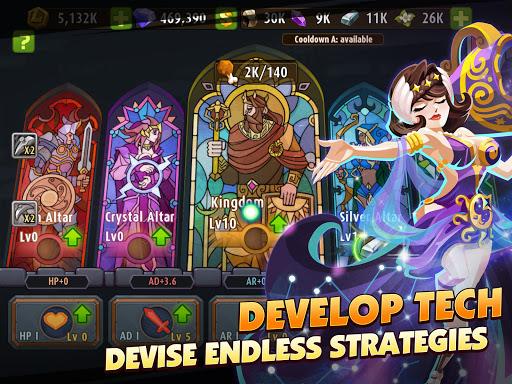 Magic Rush: Heroes screenshot 9