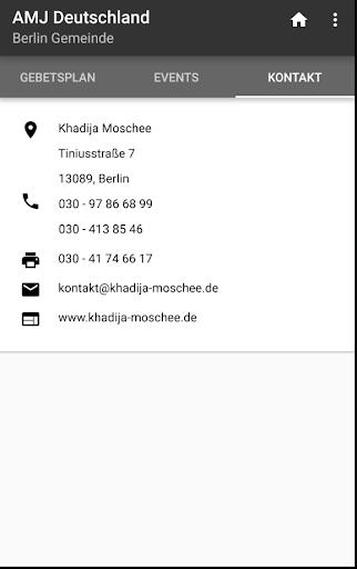 AMJ Deutschland screenshot 3