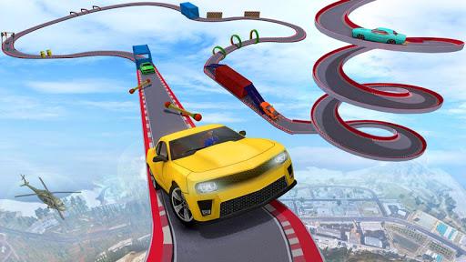 Crazy Car Stunt Driving Games - New Car Games 2020 screenshot 1