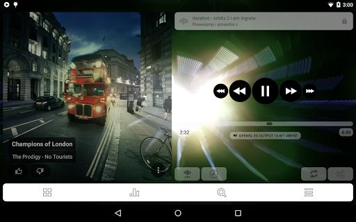 Poweramp Music Player (Trial) screenshot 10