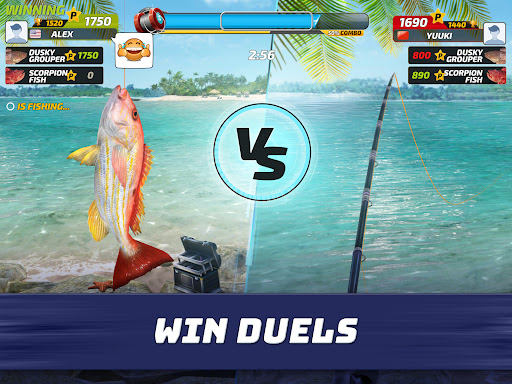 Fishing Clash screenshot 18