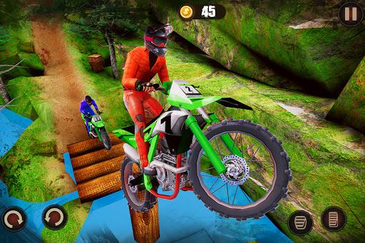 Impossible Bike Stunt Master 3D - New Moto Bike 6 تصوير الشاشة