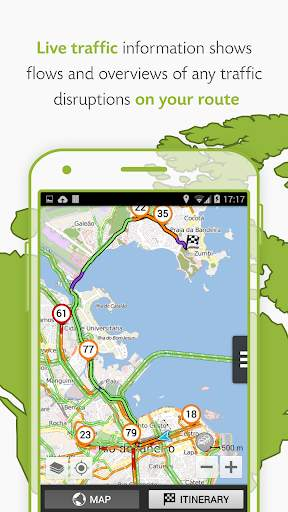 Wisepilot - GPS Navigation screenshot 6