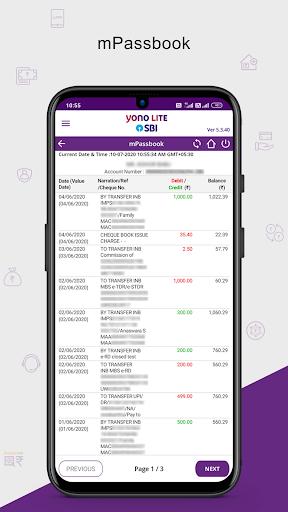Yono Lite SBI - Mobile Banking screenshot 5