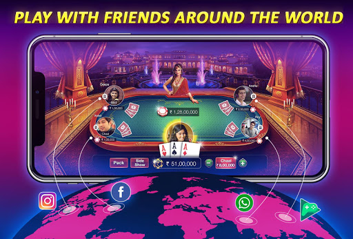 Teen Patti Gold - 3 Patti & Rummy & Poker screenshot 5