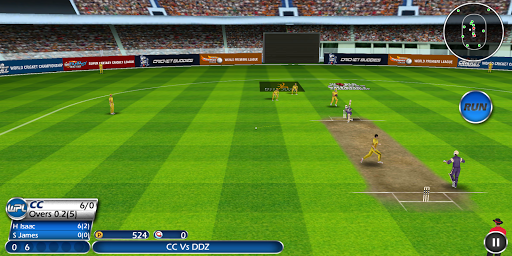 World Cricket Championship  Lt 4 تصوير الشاشة