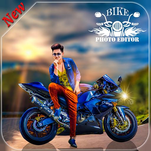 Bike Photo Editor: Bike Photo Frames icon