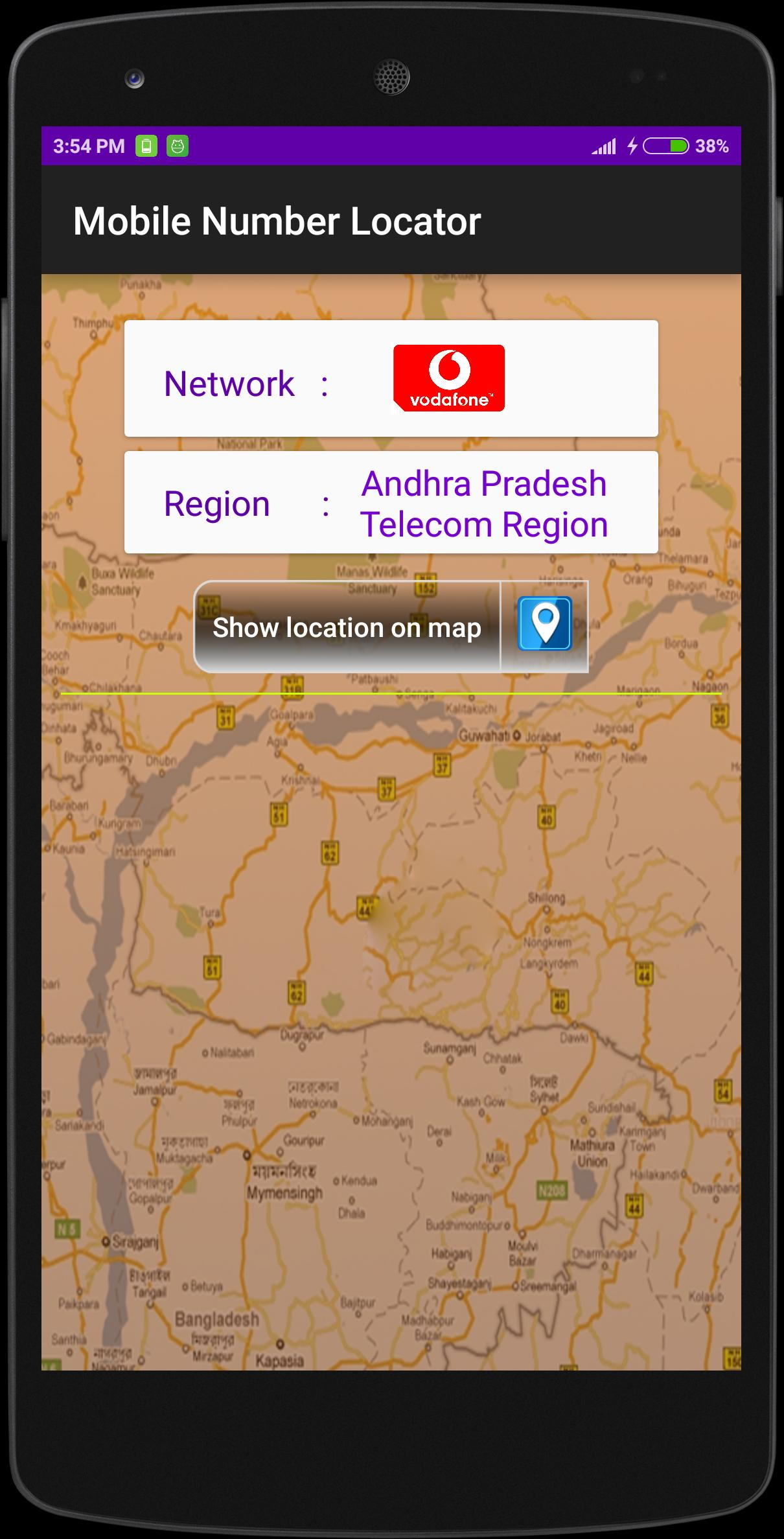 Mobile Caller ID, Blocker screenshot 3