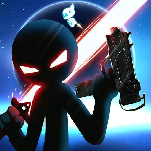 Stickman Ghost 2: Gun Sword - Shadow Action RPG on APKTom