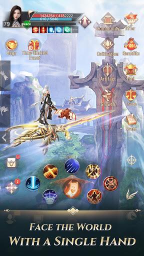 Perfect World: Revolution screenshot 2