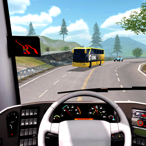 Offroad Hill Climb Bus Racing 2021 icon