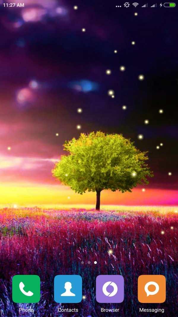 Awesome-Land Live wallpaper HD : Grow more trees screenshot 8