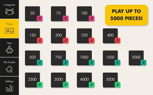 Jigsaw Puzzle XXL - 5000  2 تصوير الشاشة
