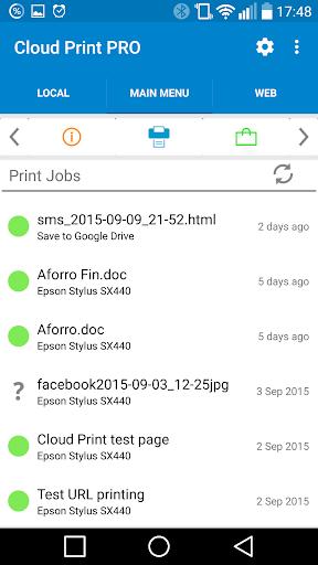PrintAway screenshot 2