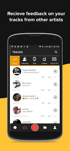 OffTop Studio: Record, Rap & Sing over Beats screenshot 5