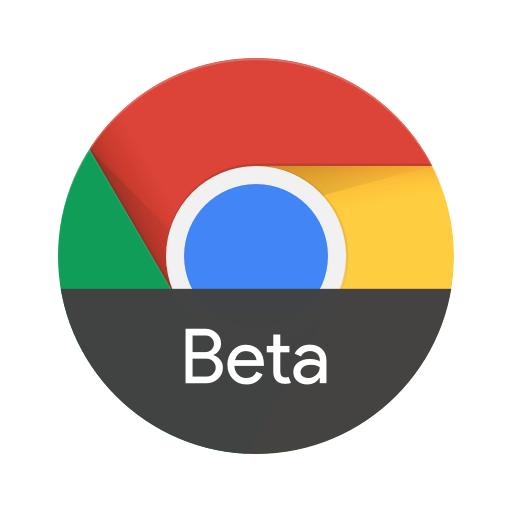 Chrome Beta आइकन