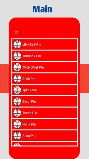 Wifi Wps Pin screenshot 1