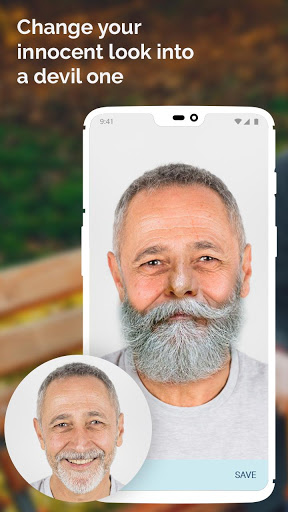 Old Age Face effects App: Face Changer Gender Swap screenshot 9